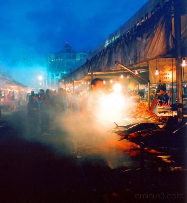 Pasar Malam Brunei Darussalam