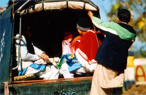 Hitch Hiker Islamic Republic Of Pakistan