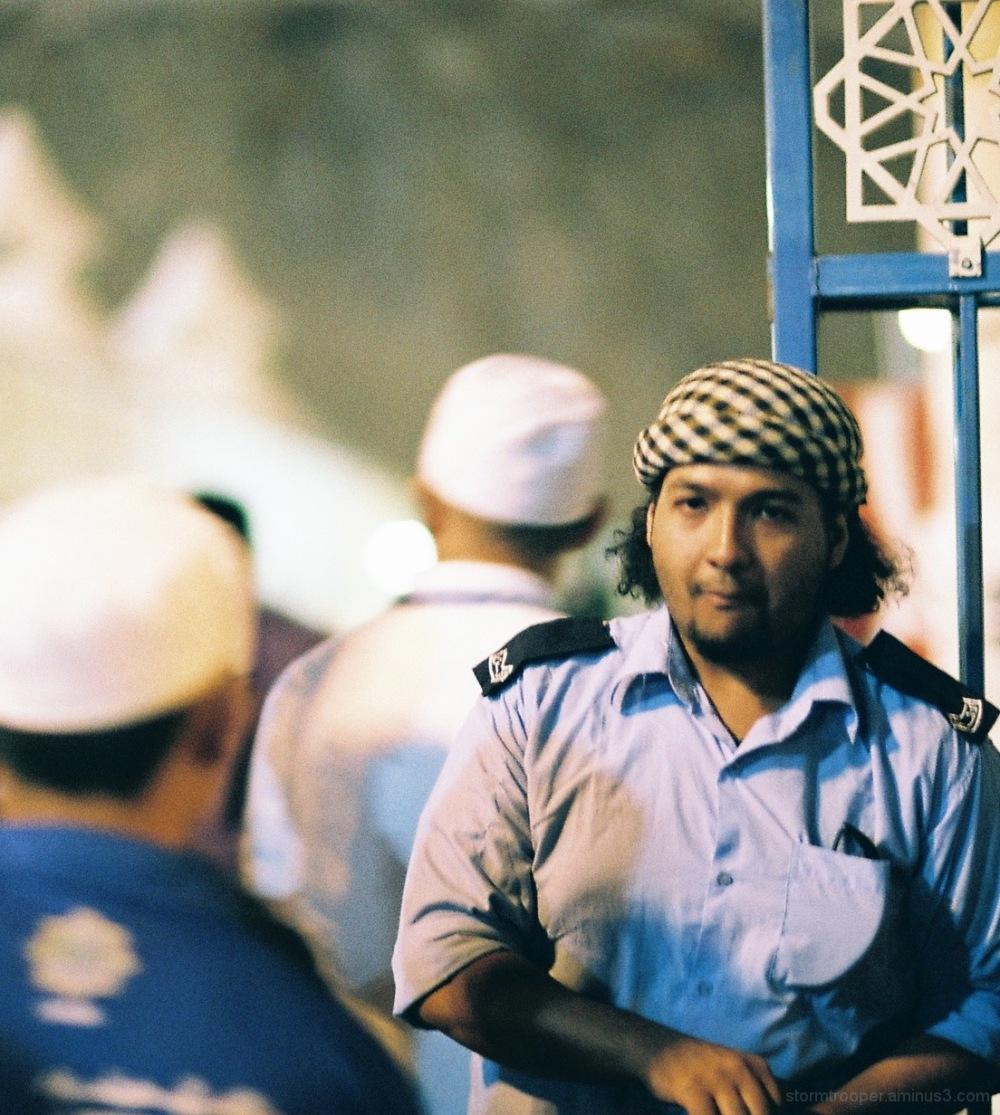 Security Mina Saudi Arabia