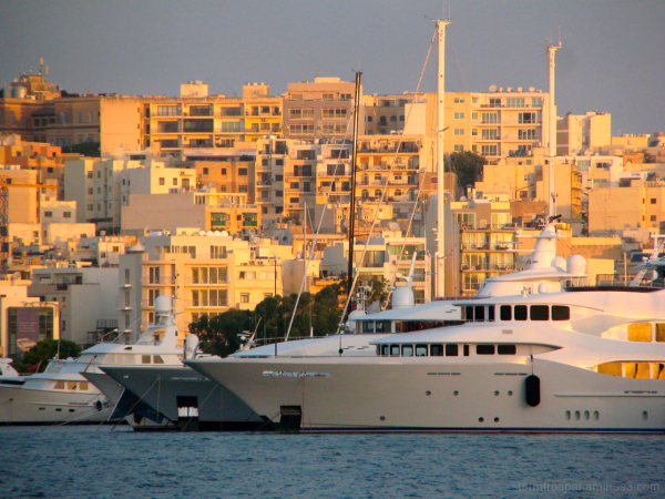 malta port yacht