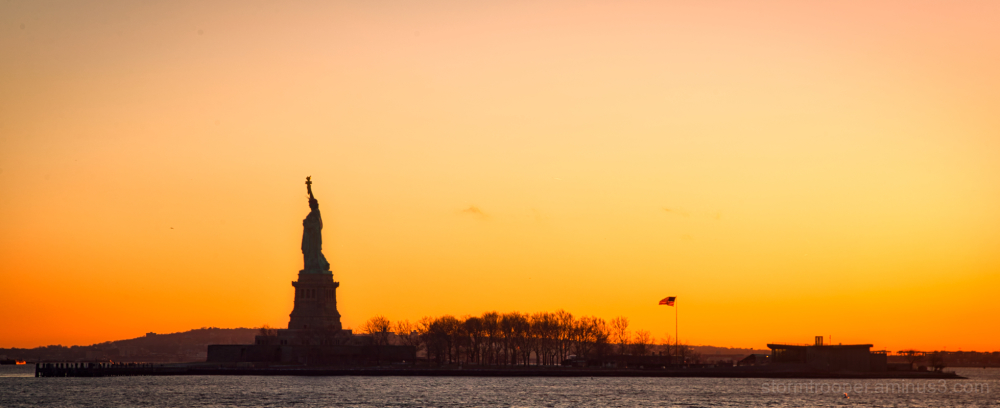 Statue of Liberty New York 9/11 Memorial