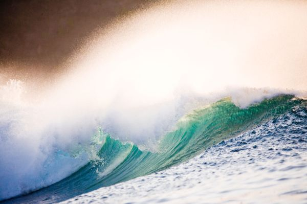 wave, ocean, blue, indonesia, green, scar reef,
