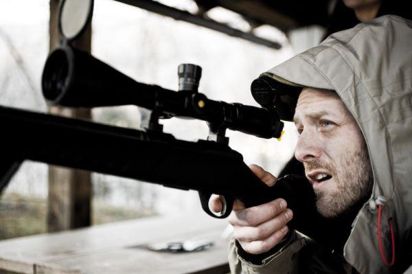 shooting gun reportage