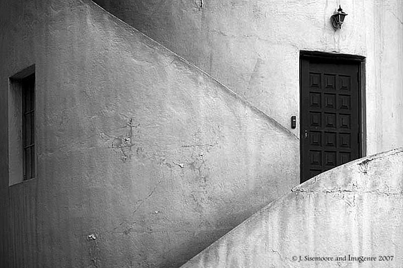 turret stairway