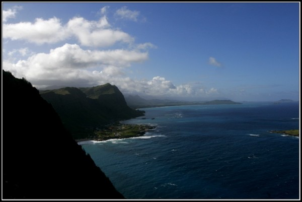 the view from makapu'u point