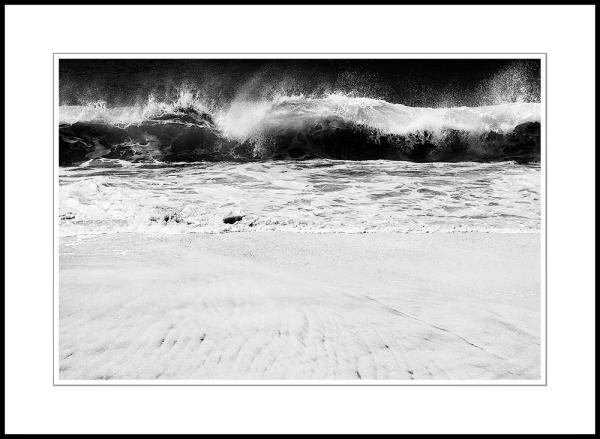 the relentless ocean
