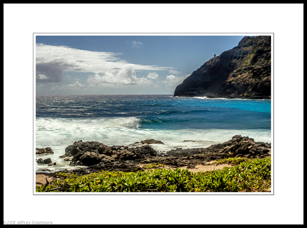 makapu'u point II