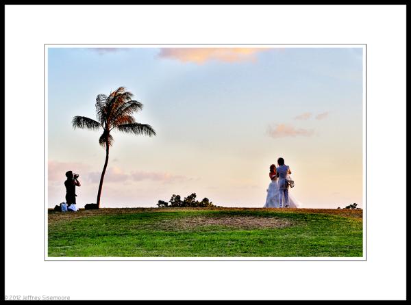capturing wedding photographs
