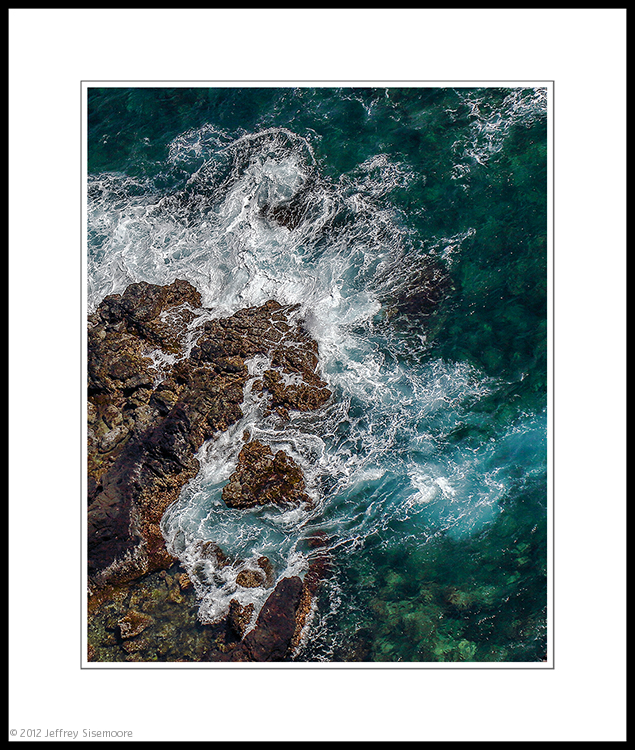 abstract nature ocean water hawaii