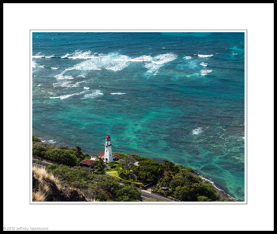 oceanscape | diamond head