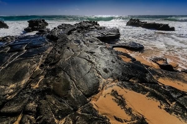 sandy beach I