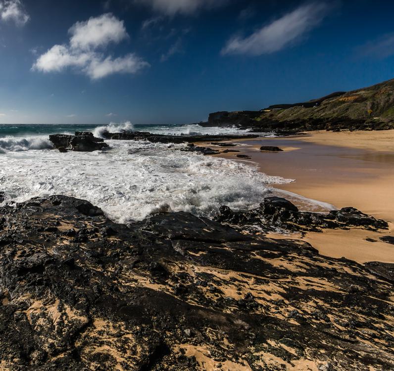 sandy beach XI