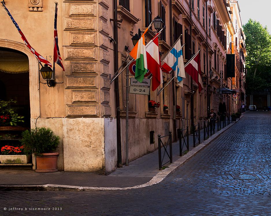 roman street II