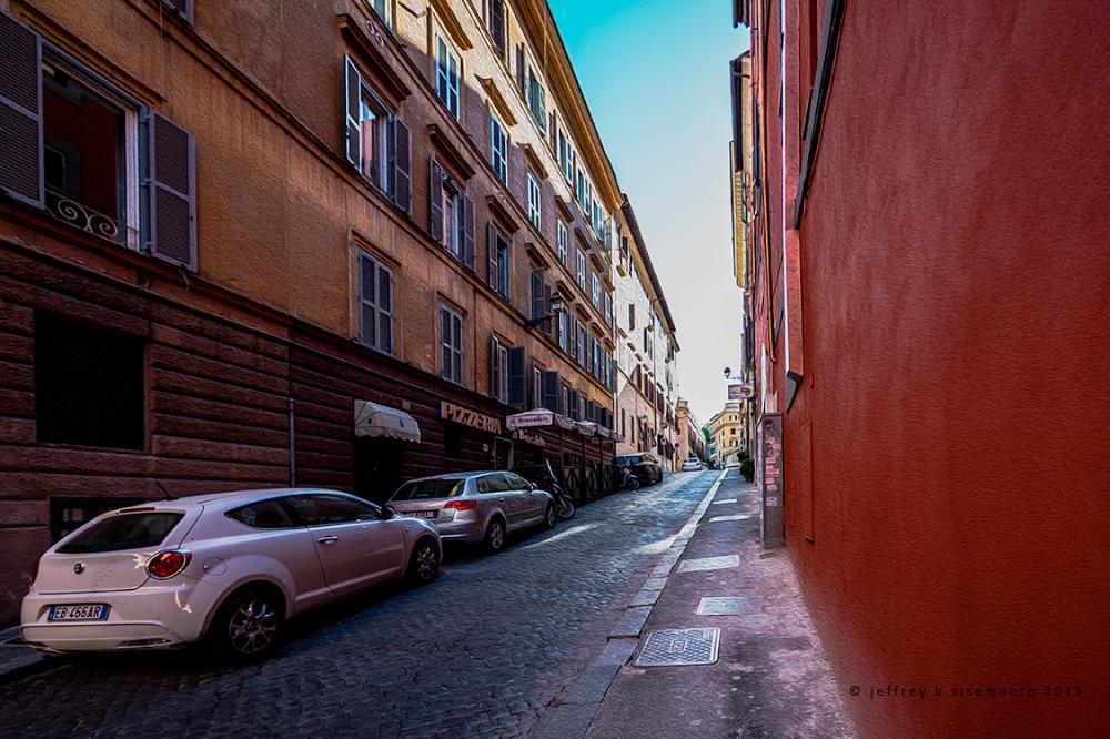 roman street III