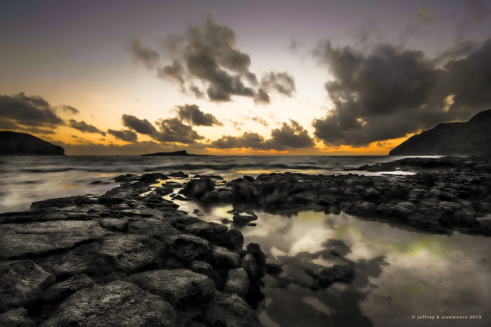 first light at makapu'u point