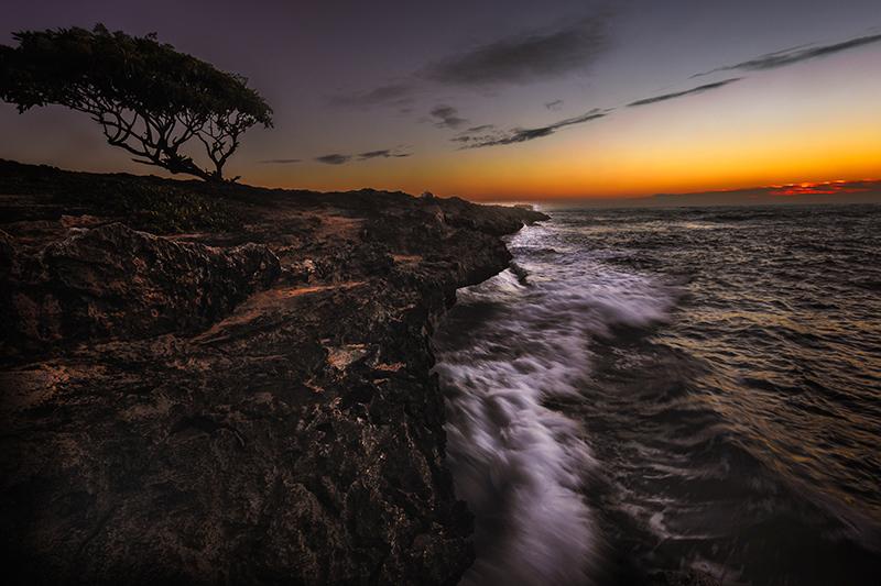 laie coastline