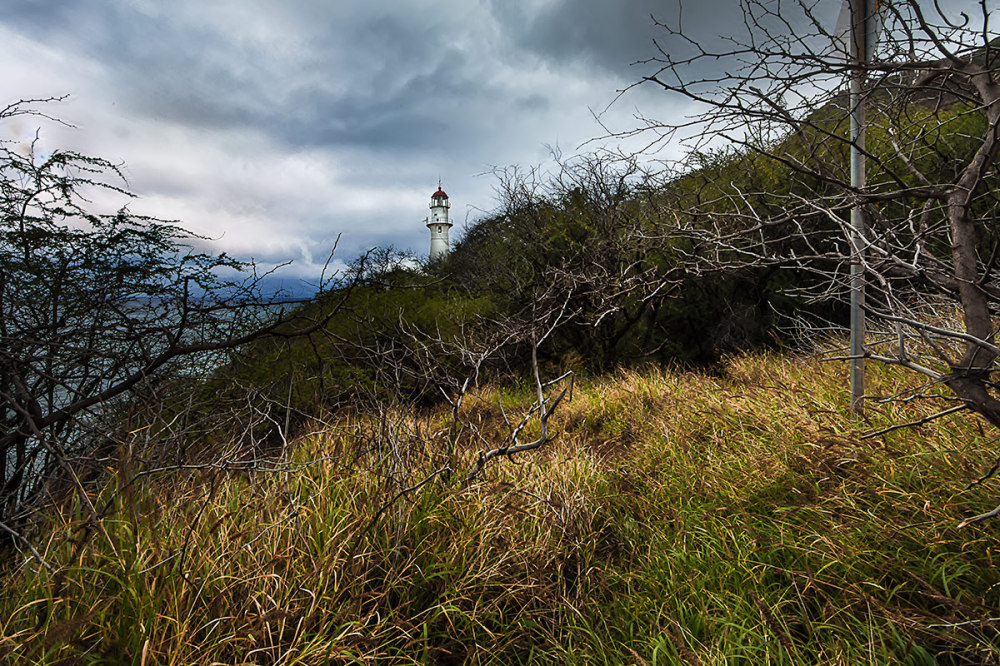 Lighthouse at Diamond Head