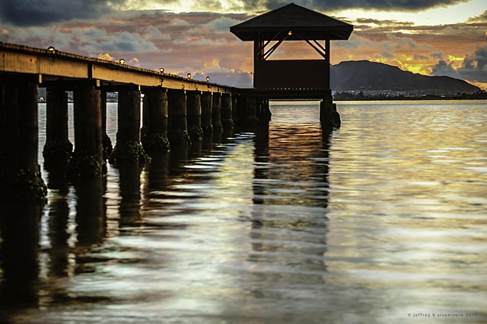 sunrise   kaneohe bay