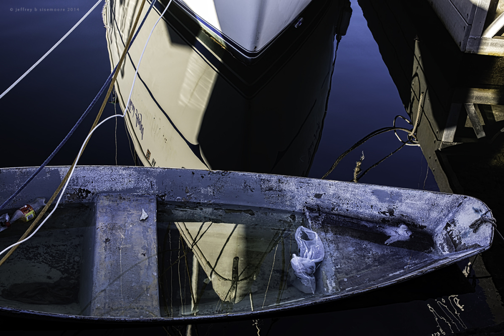 piercing the hull