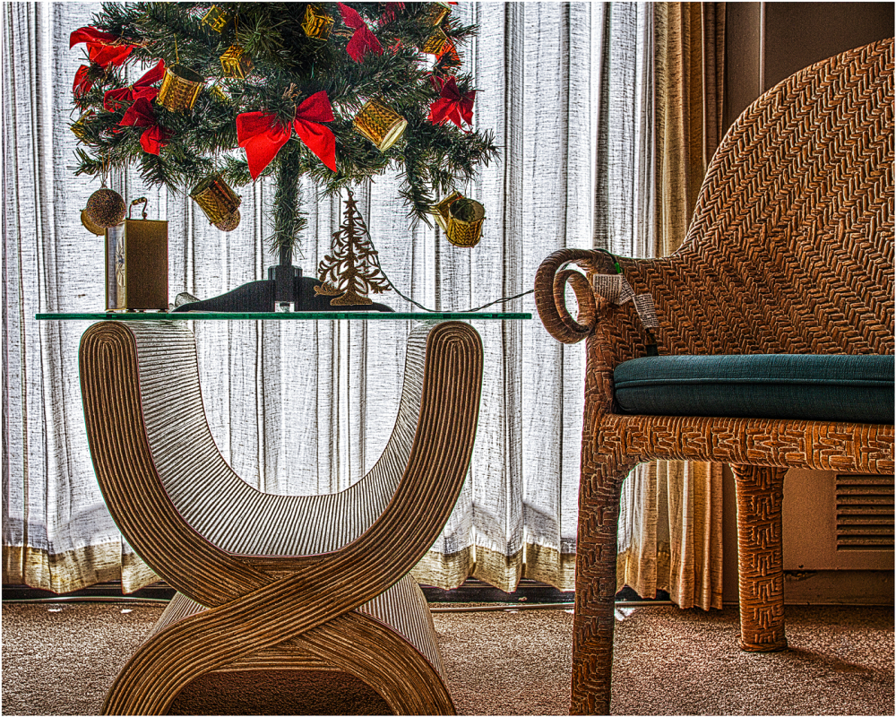 christmas | the hdr look
