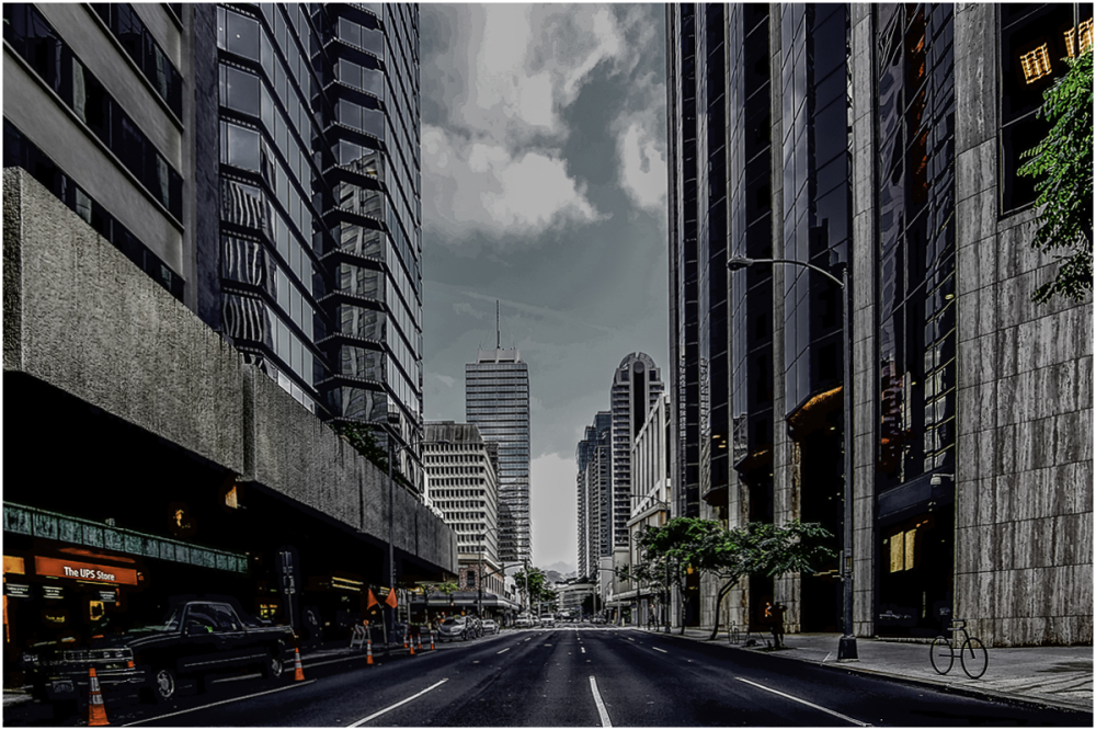 business district II