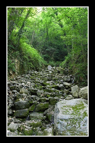 Ab Pary Waterfall