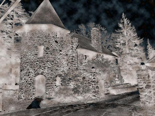 erie night stone house