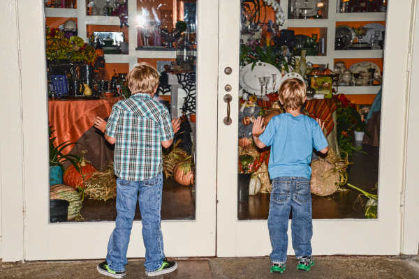 Halloween Just Around the Corner
