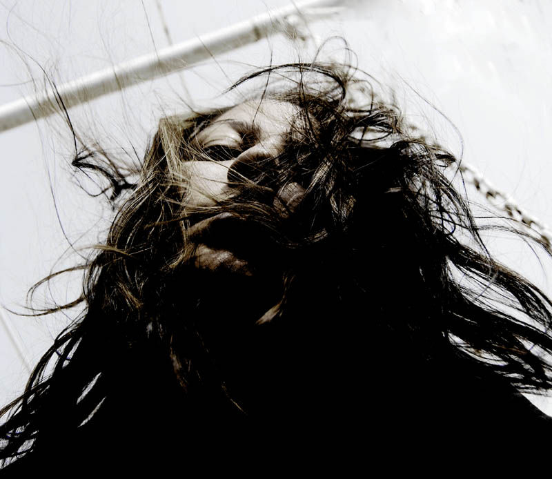 the storm in my hair