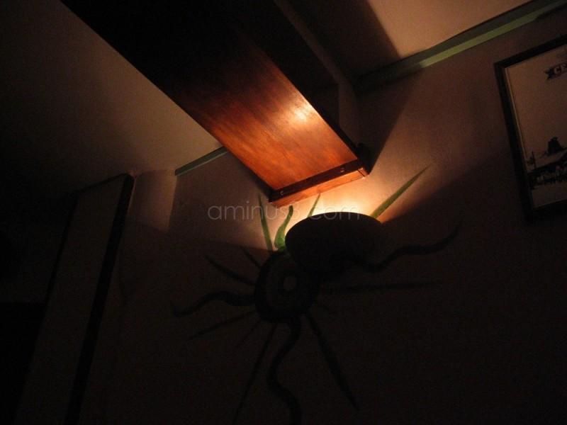 Nice warm light effect