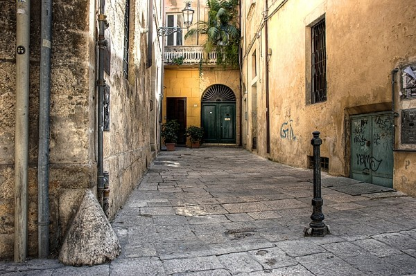 lecce in hdr