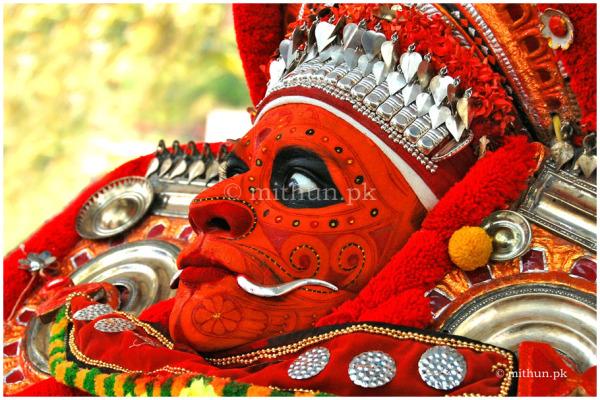 Bhagavathy Theyyam