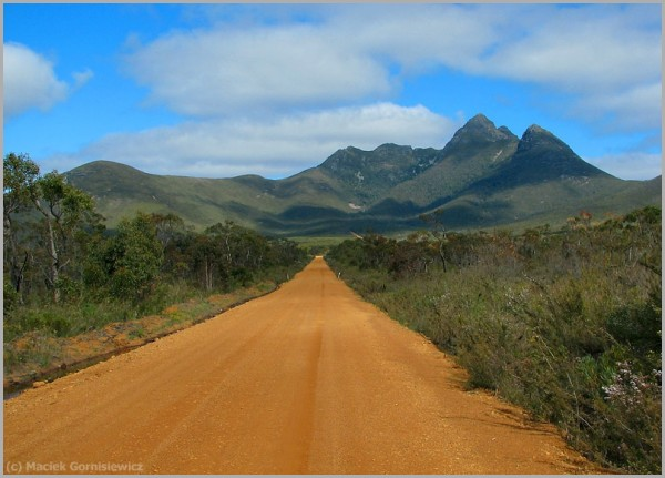 Toolbrunup Peak in Stirling Ranges