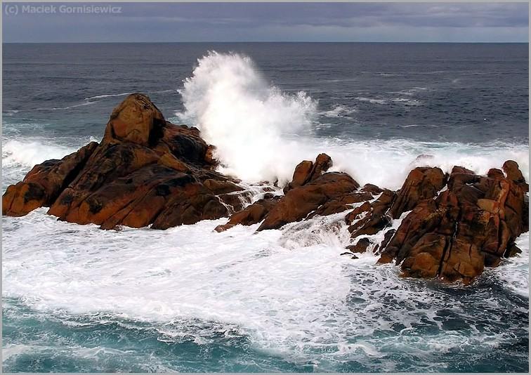 Canal Rocks in Western Australia