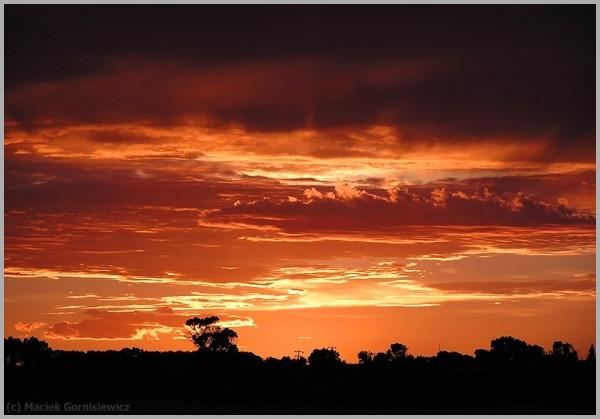 Sunrise in Jurien Bay