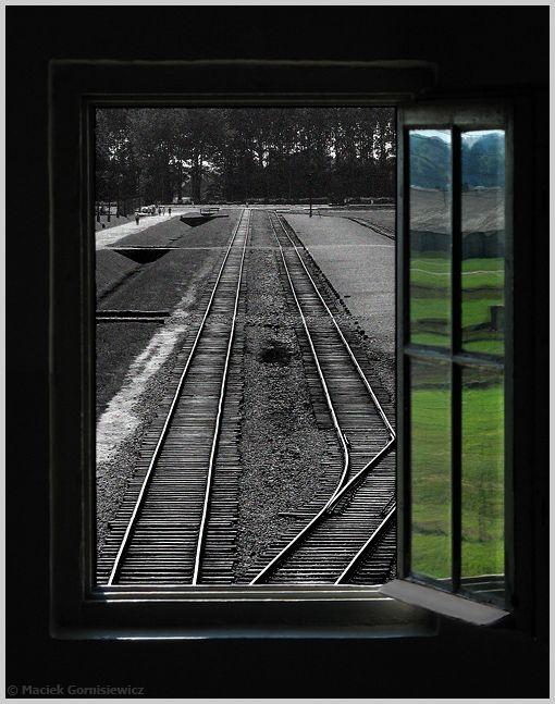 Birkenau Rail Ramp