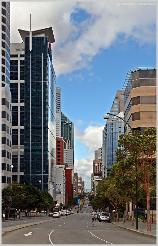 St Georges Terrace