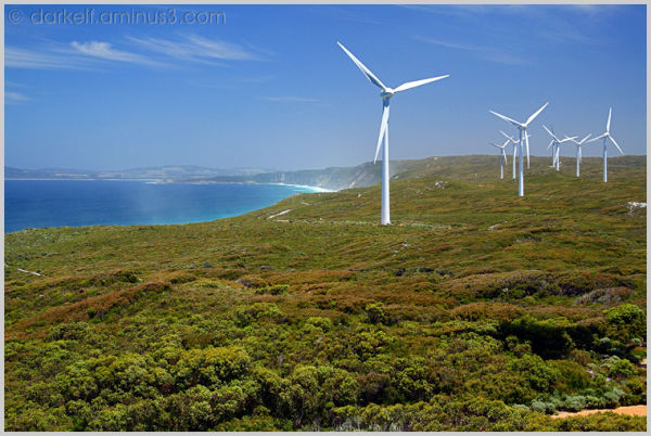 Albany WInd Farm