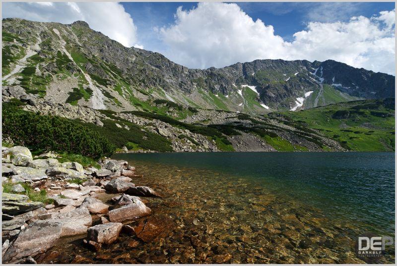 Tatra Mountains Lake