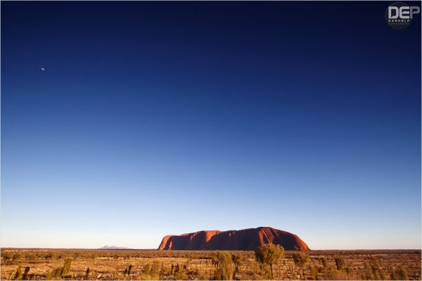 Uluru and Kata-Tjuta