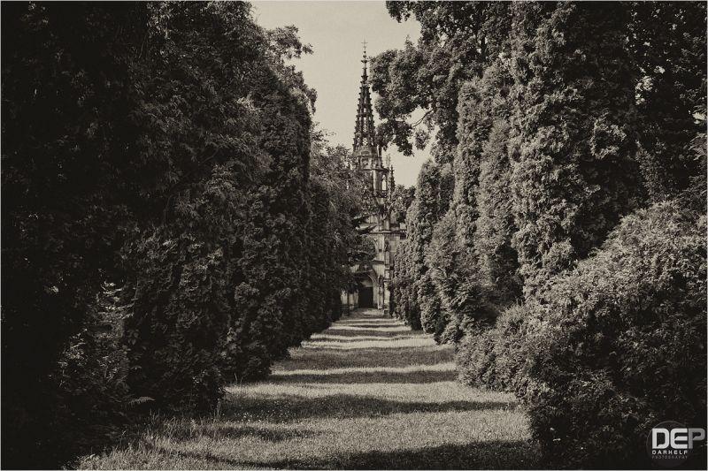 Scheibler's Crypt
