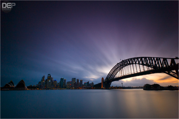 Sydney Long Exposure