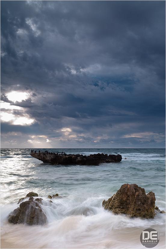 Trigg Beach Storm