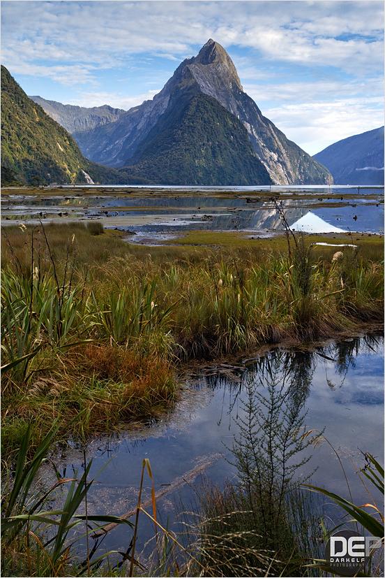 Mitre Peak - Milford Sound