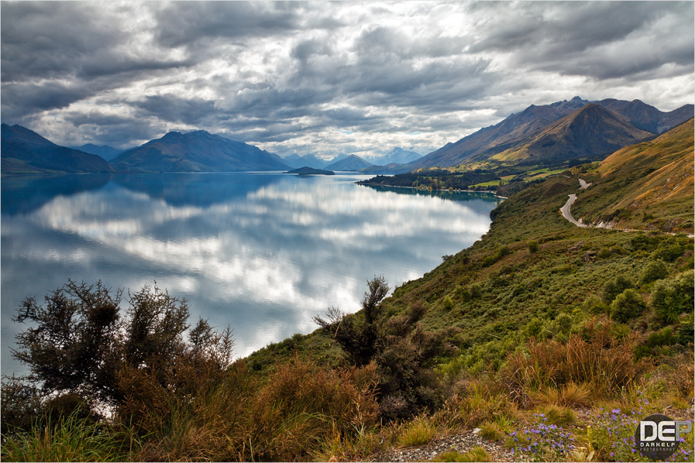 clouds over wakatipu