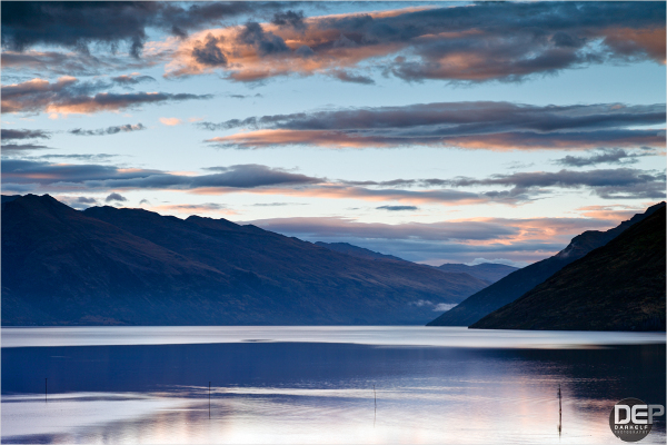 Wakatipu sunrise