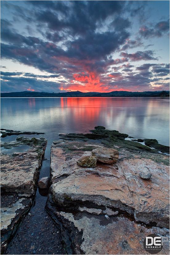 Taupo Sunset II