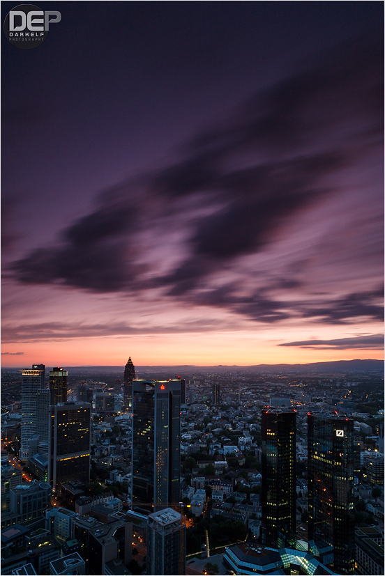 Frankfurt evening - part II