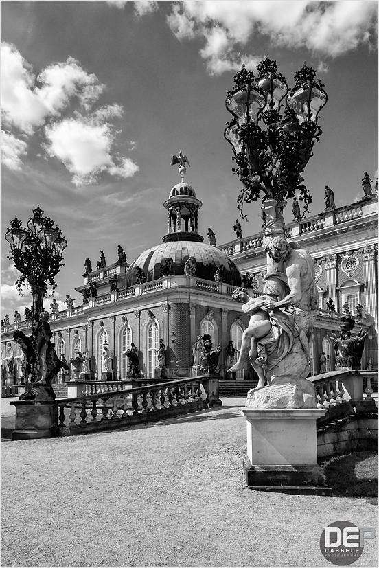 New Palace, Potsdam