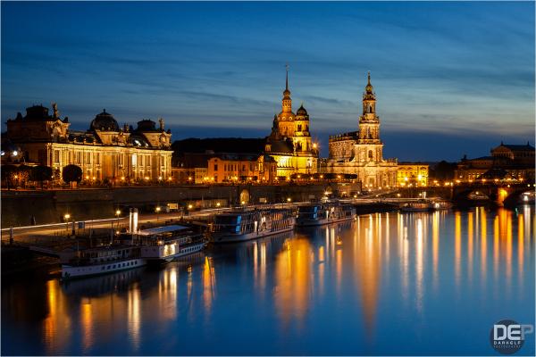 Dresden evening